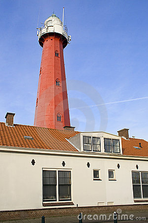 Lighthouse Scheveningen, The Netherlands