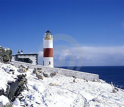 Lighthouse, Scotland