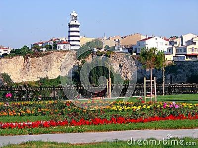 Lighthouse, Sile - Istanbul
