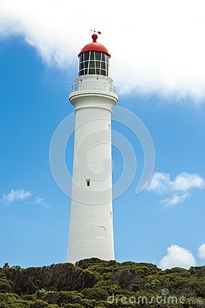 Free Lighthouse Split Point, South Australia Stock Images - 35629974