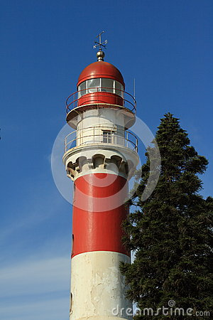 Lighthouse swakopmund namibia