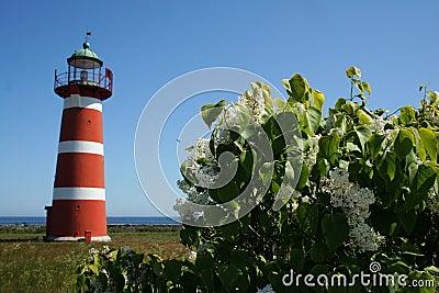 Lighthouse from sweden gotland