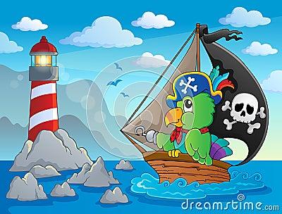 Lighthouse theme image 7