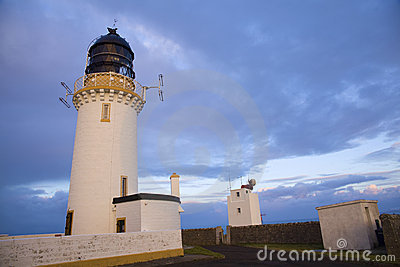 Lighthouse in Thurso