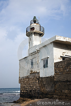 Lighthouse in Tyre