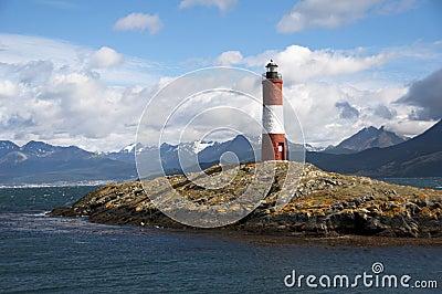 Lighthouse Ushuaia - Argentina
