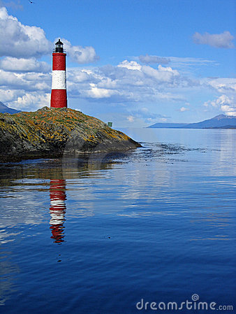 Lighthouse Ushuaia Argentina