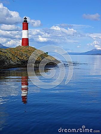 Free Lighthouse Ushuaia Argentina Stock Image - 6251421