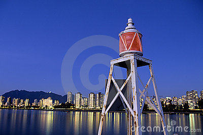 Lighthouse- Vancouver, Canada
