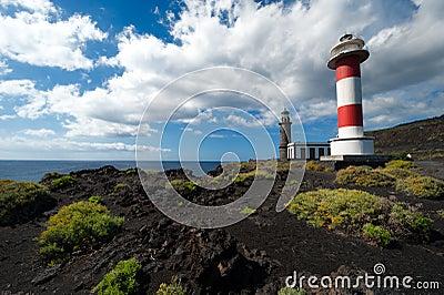 Lighthouses, Punto de Fuencaliente, La Palma
