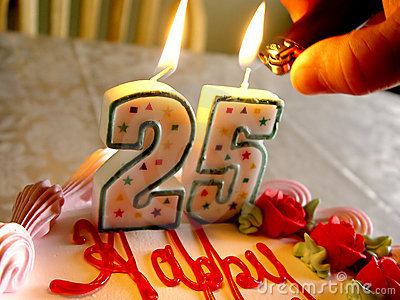 Lighting Birthday Candles 2