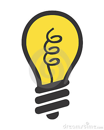 Free Lighting Bulb Royalty Free Stock Photos - 51588