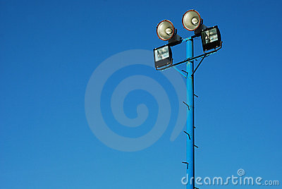 Lighting tower