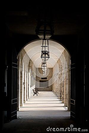 Lightner Museum at St. Augustine, Hallway