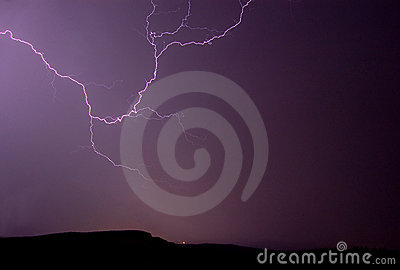 Lightning Royalty Free Stock Image - Image: 10692586