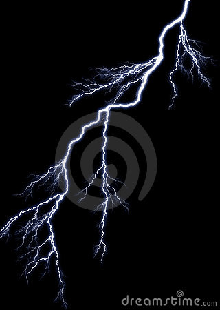 Free Lightning Royalty Free Stock Photography - 4843307