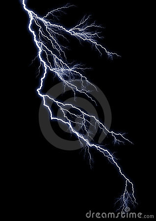 Free Lightning Stock Photography - 5168162