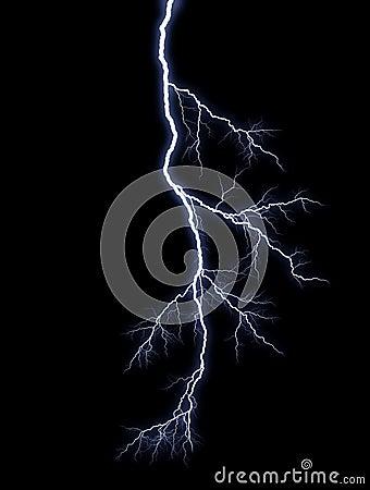 Free Lightning Royalty Free Stock Image - 5169446