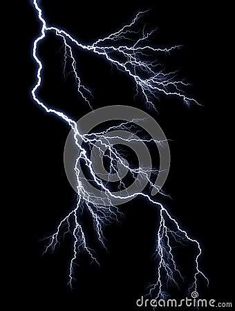 Free Lightning Royalty Free Stock Photo - 5230945