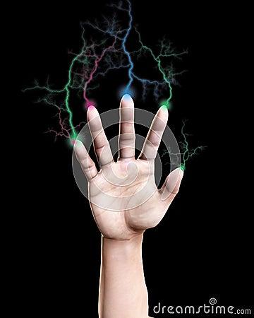 Lightning Fingers