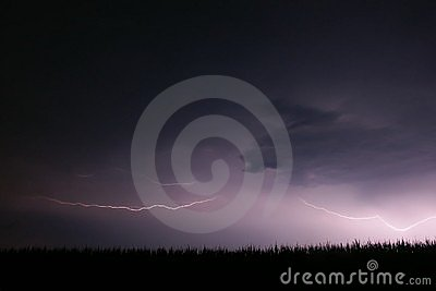 Lightning - northern Illinois