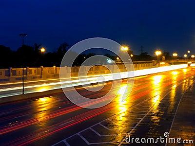 Lightning roadway