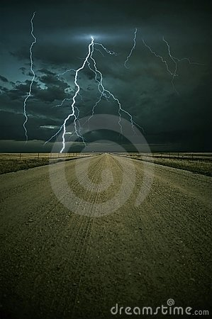 Lightning Storm Ahead