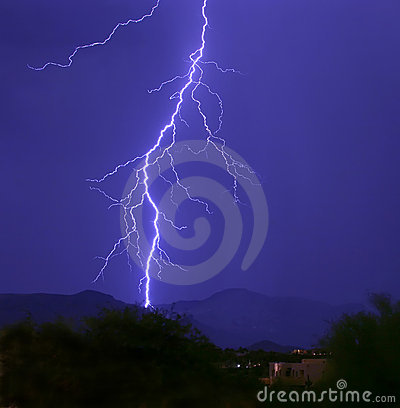 Lightning Strike I