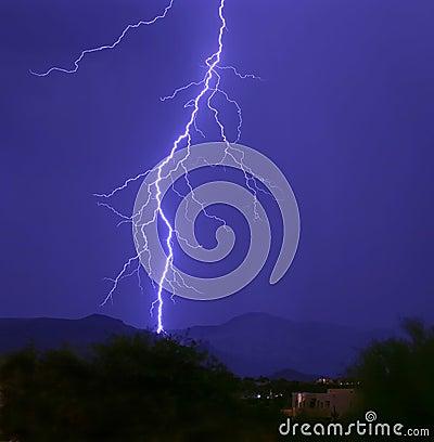 Lightning Strike I