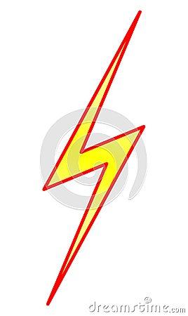 Hurricane Clipart Lightning Symbol Stock...