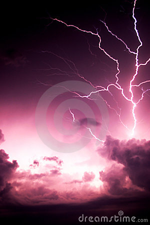 Free Lightning Tree Stock Image - 18761