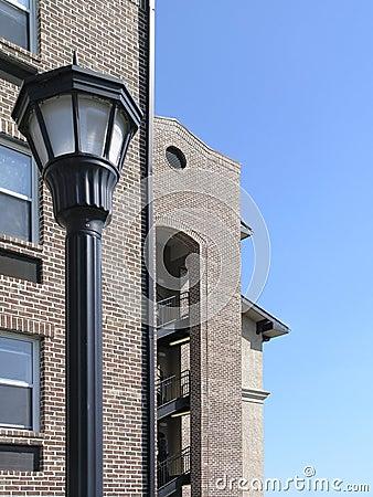 Lightpost & Dorms
