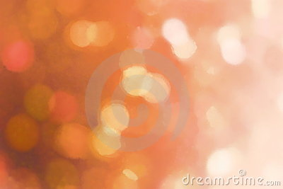 Lights blur