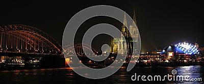 Lights of Cologne