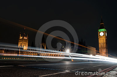 Lights of london (UK)