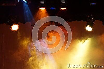 Lights Scene