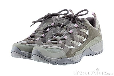 Lightweight Day Hiking boots (shoes) for women