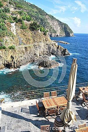 Liguria sea - Italy