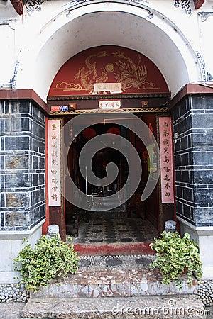 Lijiang ,a beautiful small town in china