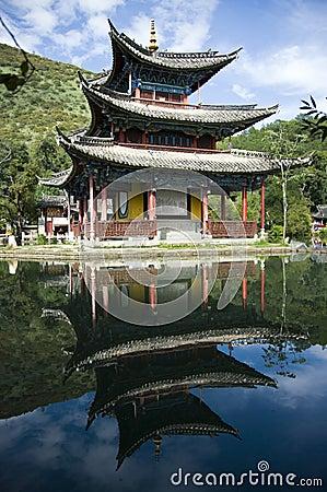 Lijiang black dragon pool
