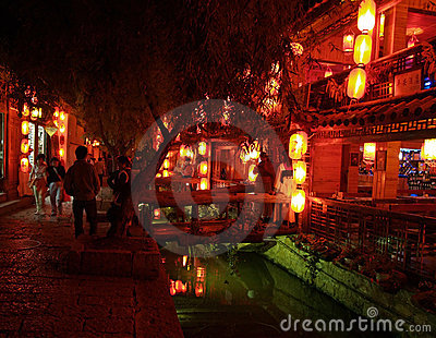 Lijiang China - a top tourist town #7