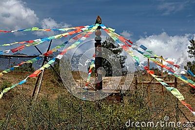 Lijiang Twp, China: Dongba Cultural Village