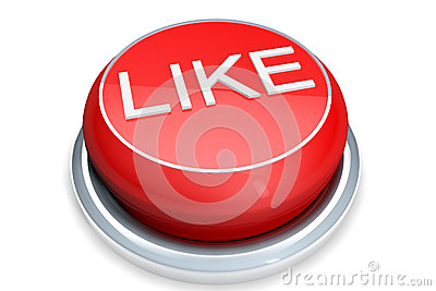 Like Button Royalty Free Stock Image - Image: 25136046
