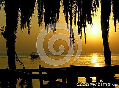 Like caribian sunrise 2