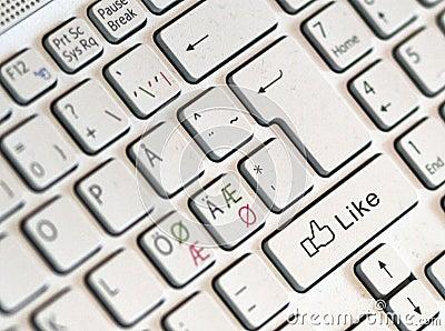 Like key