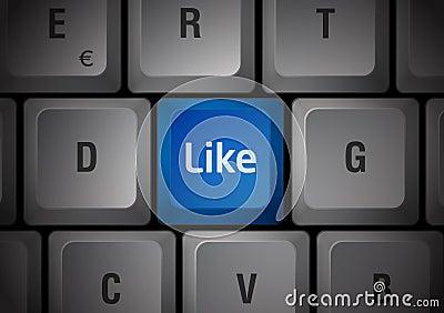 Like keyboard