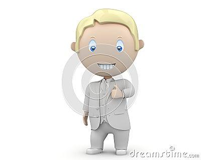 Like it! Social 3D characters