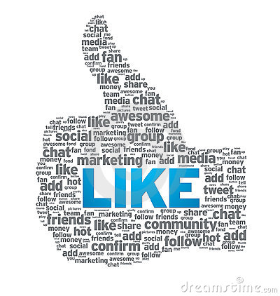 Free Like - Thumb Up Stock Images - 20665214