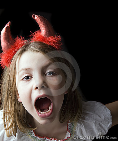 Free Lil Devil Stock Photography - 11475352