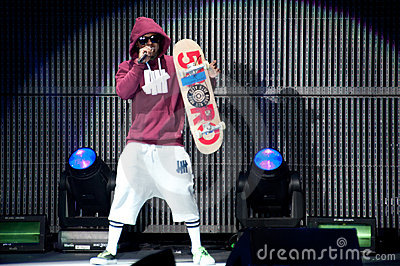 Lil Wayne Editorial Photo